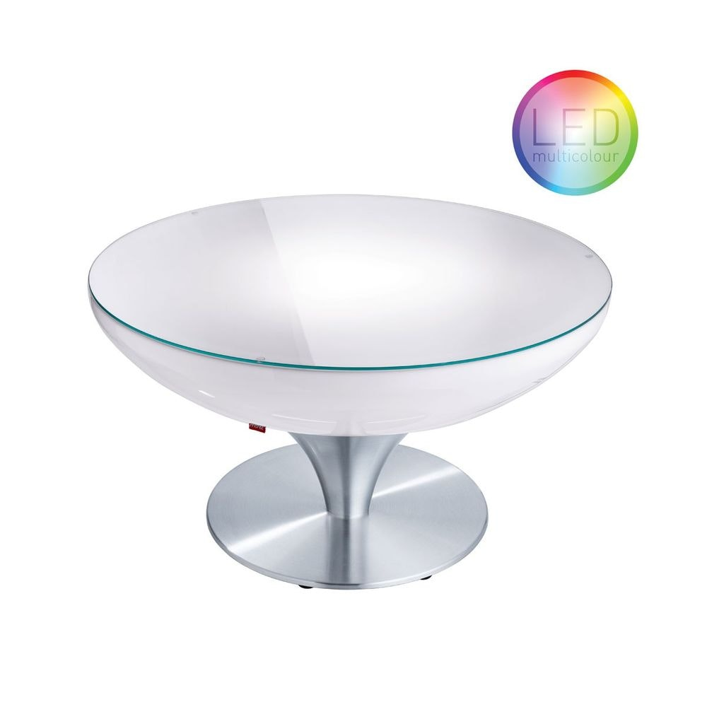 Moree Lounge Table LED Tisch Pro mit Akku 45cm 2