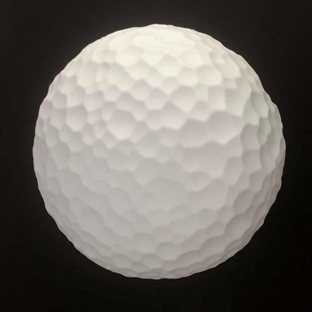 Artemide Meteorite Wand- oder Deckenlampe Glas 2