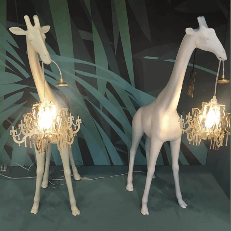 Qeeboo Giraffe in Love XS Stehleuchte 100cm 8