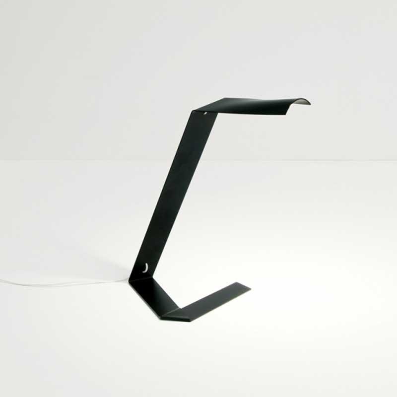Prandina moderne Schreibtischleuchte LED Elle T1 Gelb 4