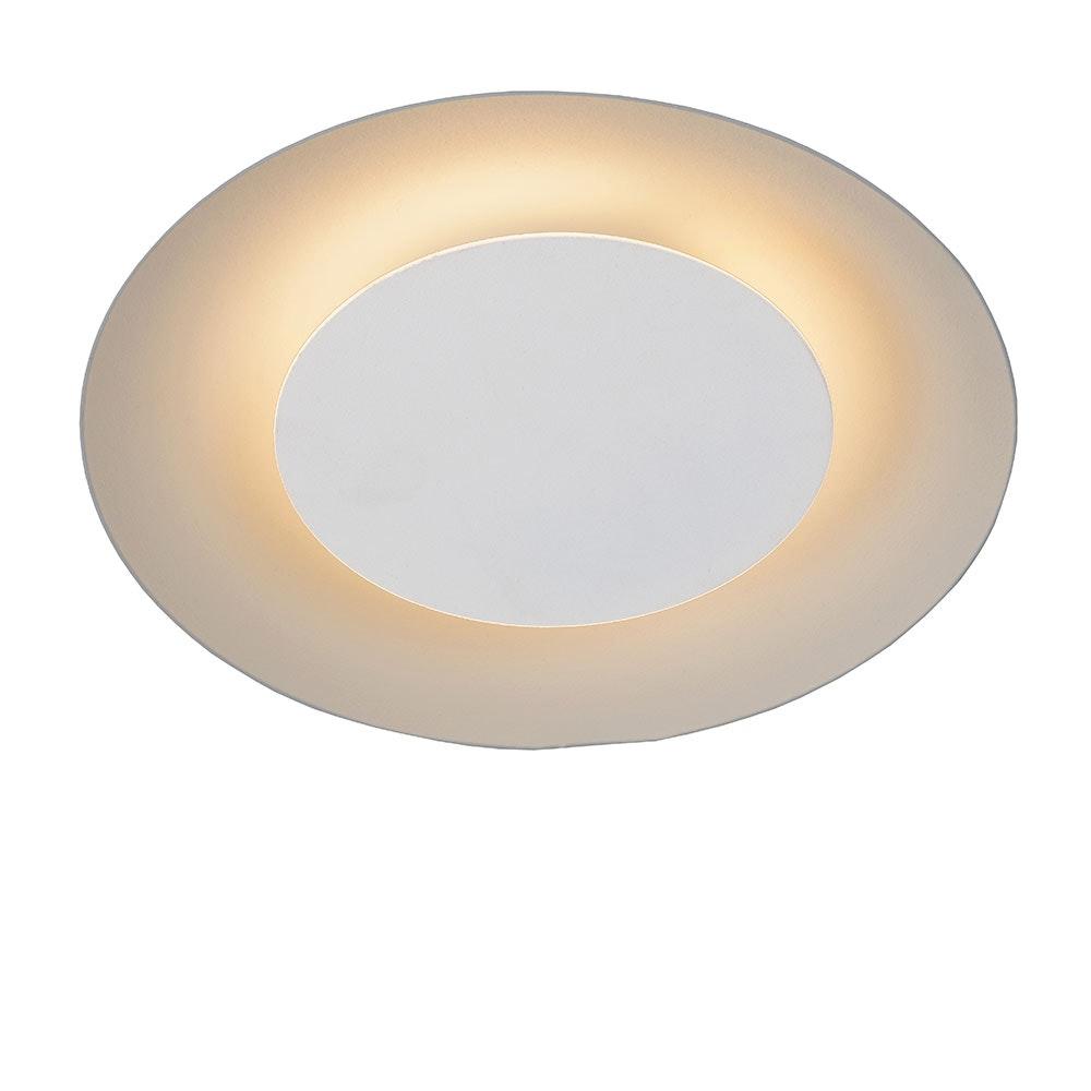 Foskal LED Deckenleuchte Ø 21,5cm Weiß 2