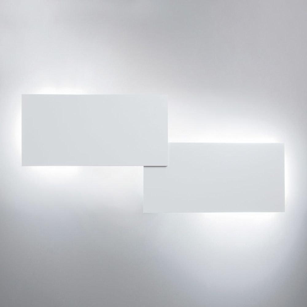 Lodes Puzzle Double eckig 66cm LED Wand- & Deckenleuchte thumbnail 4