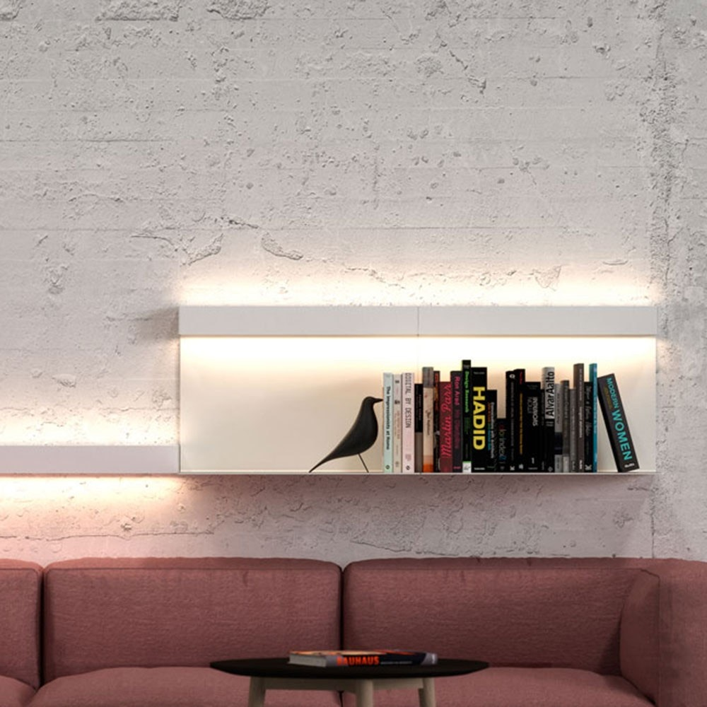Design for the People IP S16 LED Wandleuchte 500 + 700lm Weiß 3