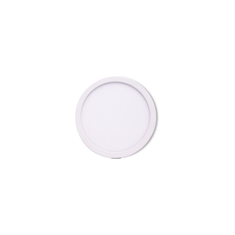 Mantra Saona runde LED-Einbauleuchte Weiß-Matt 5