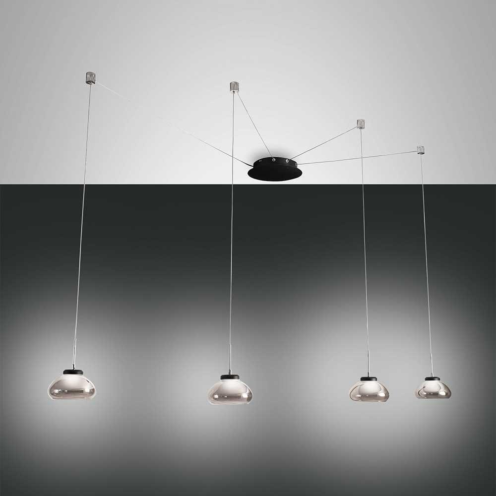 Fabas Luce Arabella LED Pendellampe Metall 5