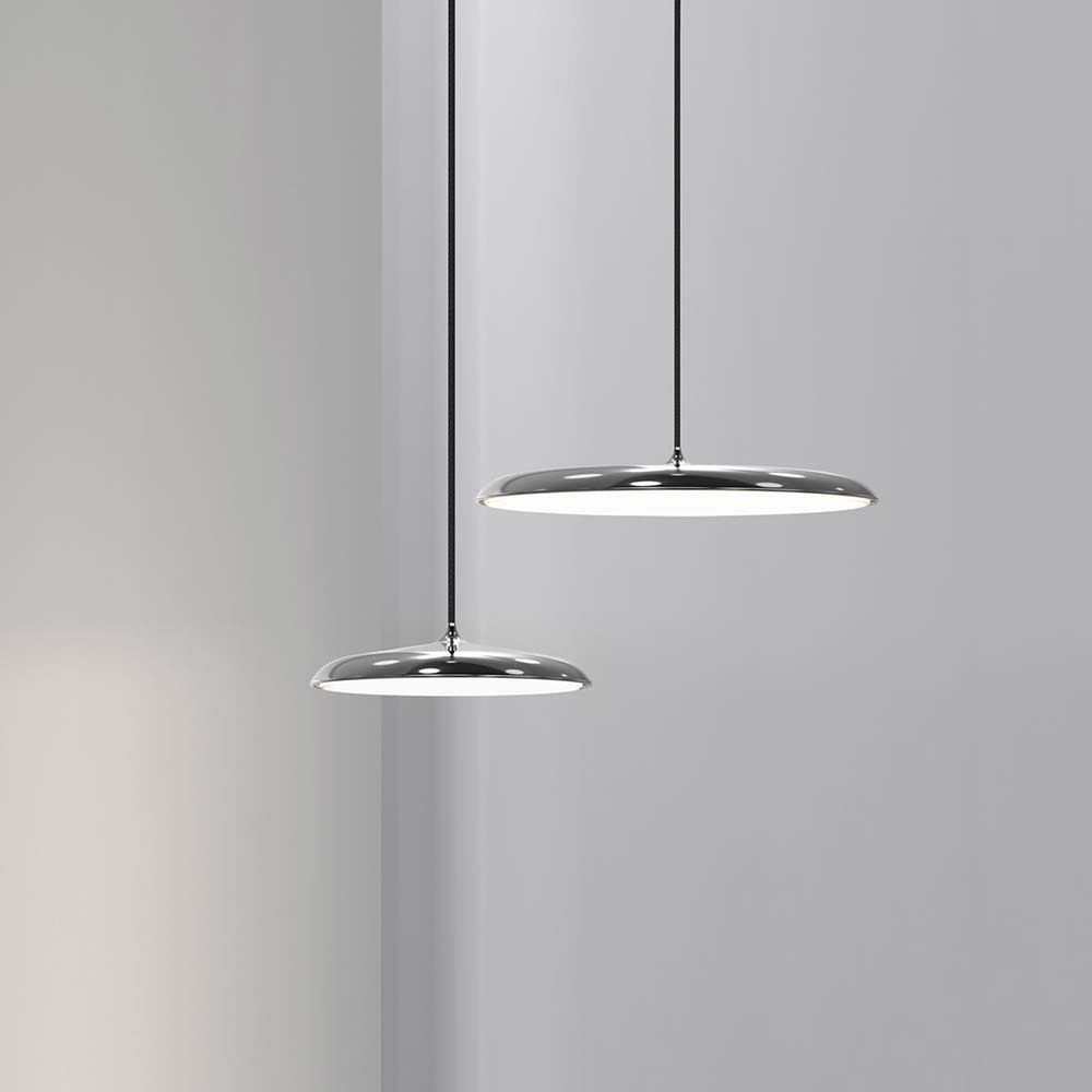 Design for the People LED Pendellampe Artist 25 1000lm , 2700K Chrom 1