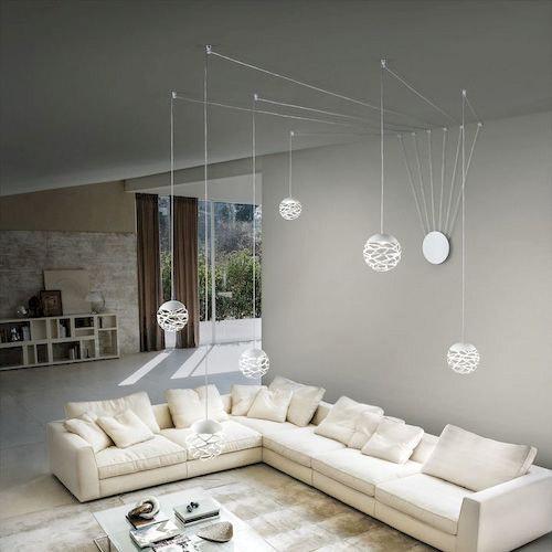 Lodes Kelly Cluster Sphere LED Pendellampe 2