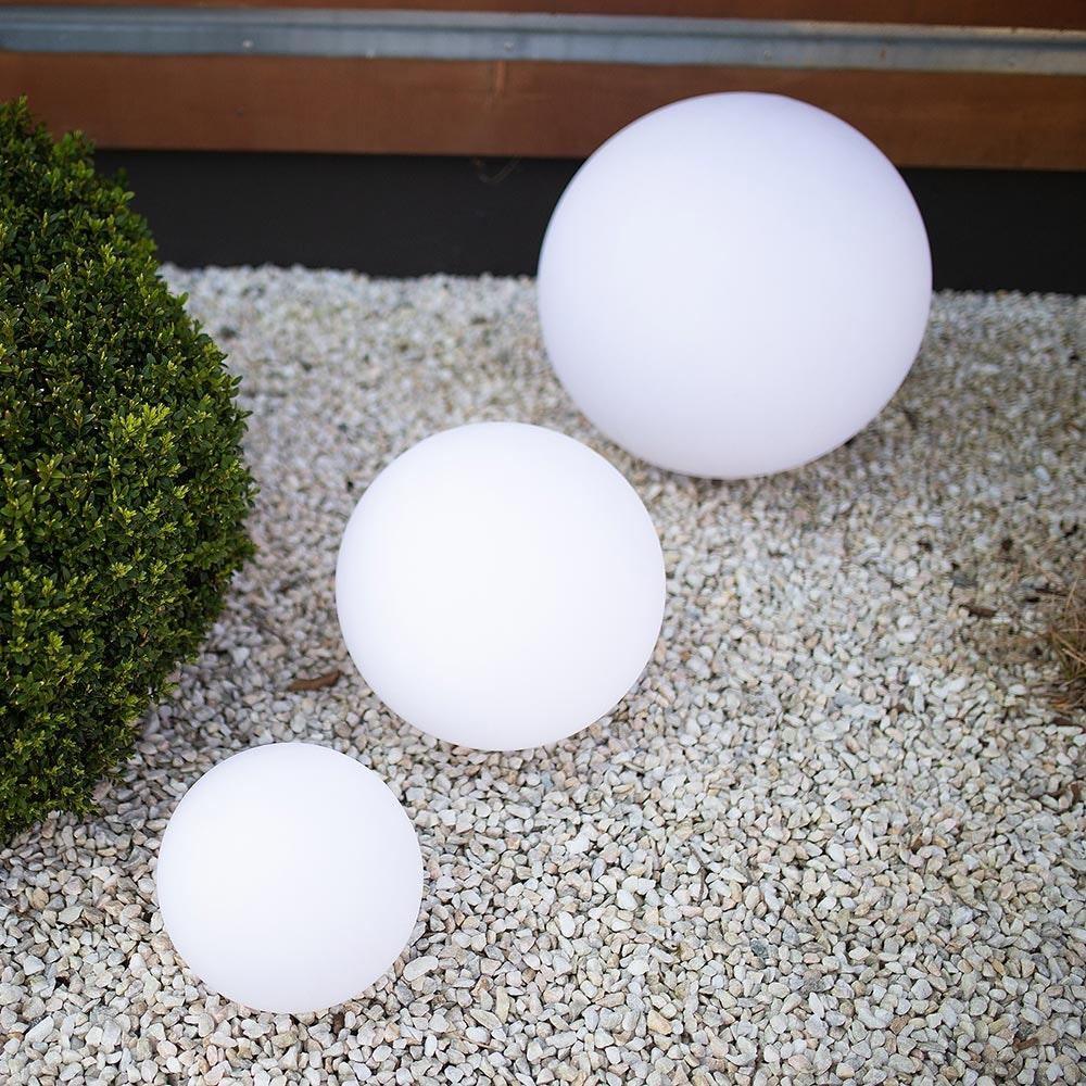 Akku LED-Kugellampe Globe 50cm mit App-Steuerung thumbnail 4