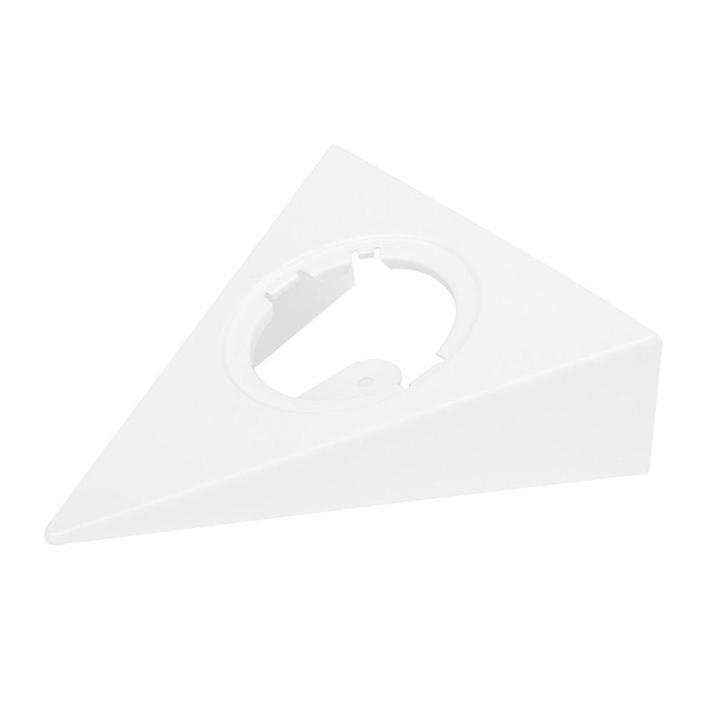SLV Triangel Einbaugehäuse für 3W Downlight Weiß 1