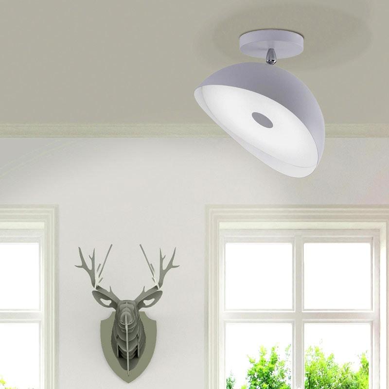 LED Tisch- & Deckenleuchte Q-Alexis RGB+CCT