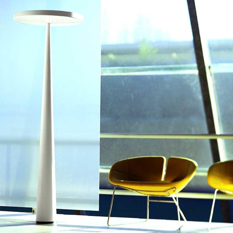 Prandina riesige Stehlampe Equilibre F3 Schwarz 3