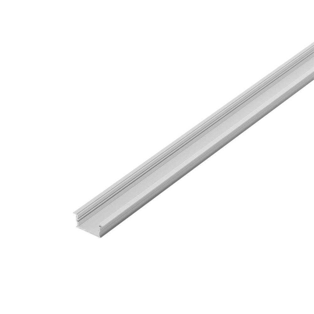 SLV Glenos Linear-Einbau-Profil 3314-100 1m Alu-Eloxiert 1