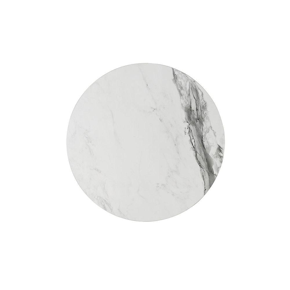 Studio Italia Design Puzzle Mega Round Ø 80cm Wand- & Deckenlampe Marmor thumbnail 6