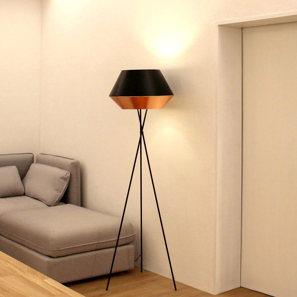 s.LUCE pro LED Stehleuchte SkaDa Ø 50cm  thumbnail 5