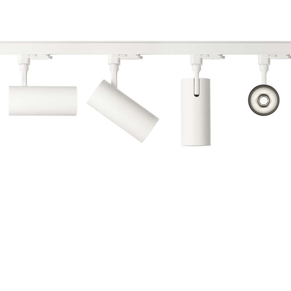 Ideal Lux Schienenleuchte Smile 20W Cri80 20 3000K Weiß 2