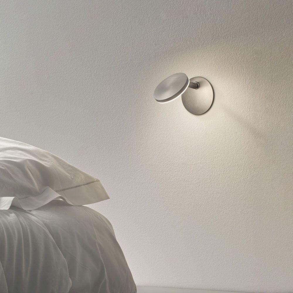 Panzeri Bella Einbau LED-Wandlampe Touchschalter 7