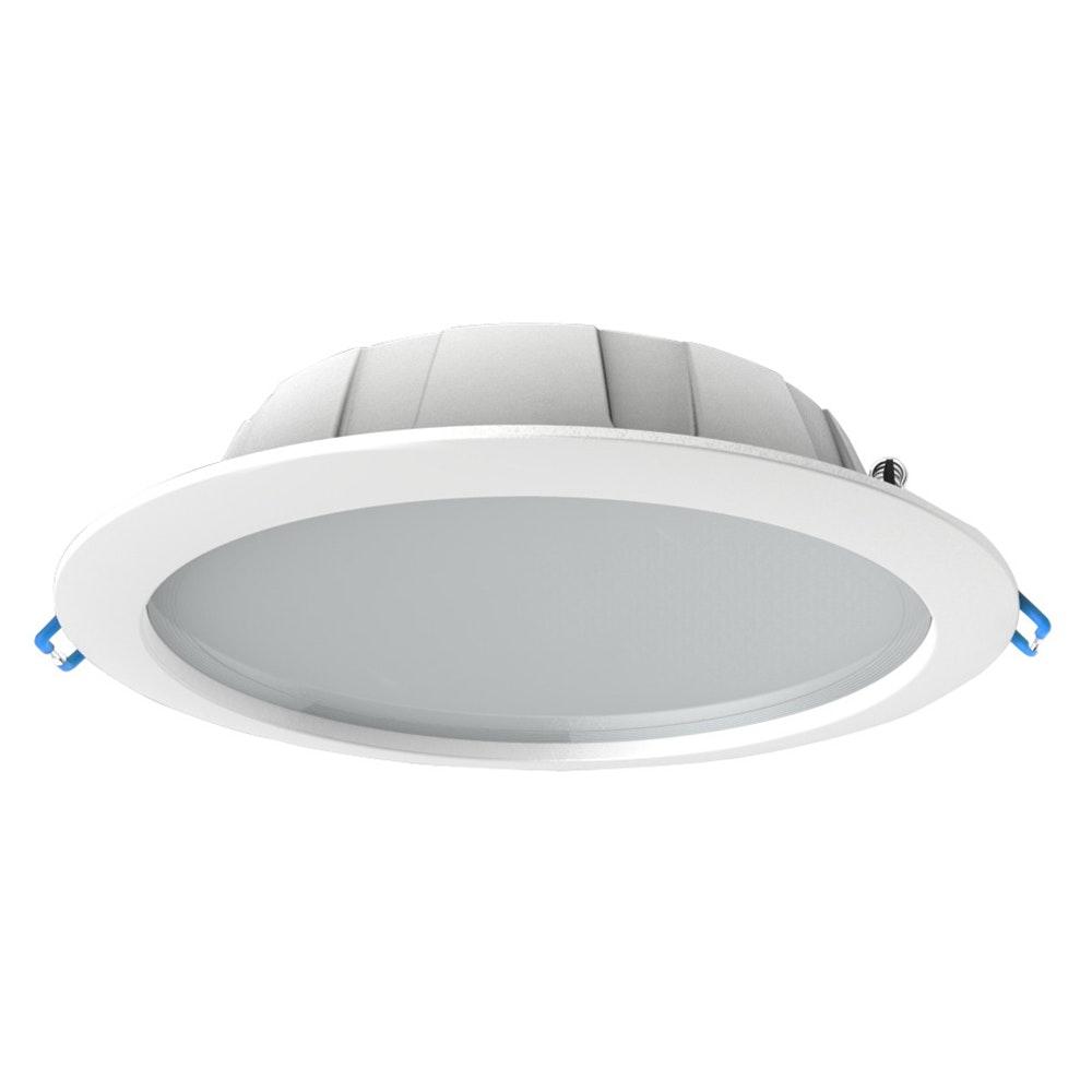Mantra GracIosa LED-Einbaulampe 24cm 1