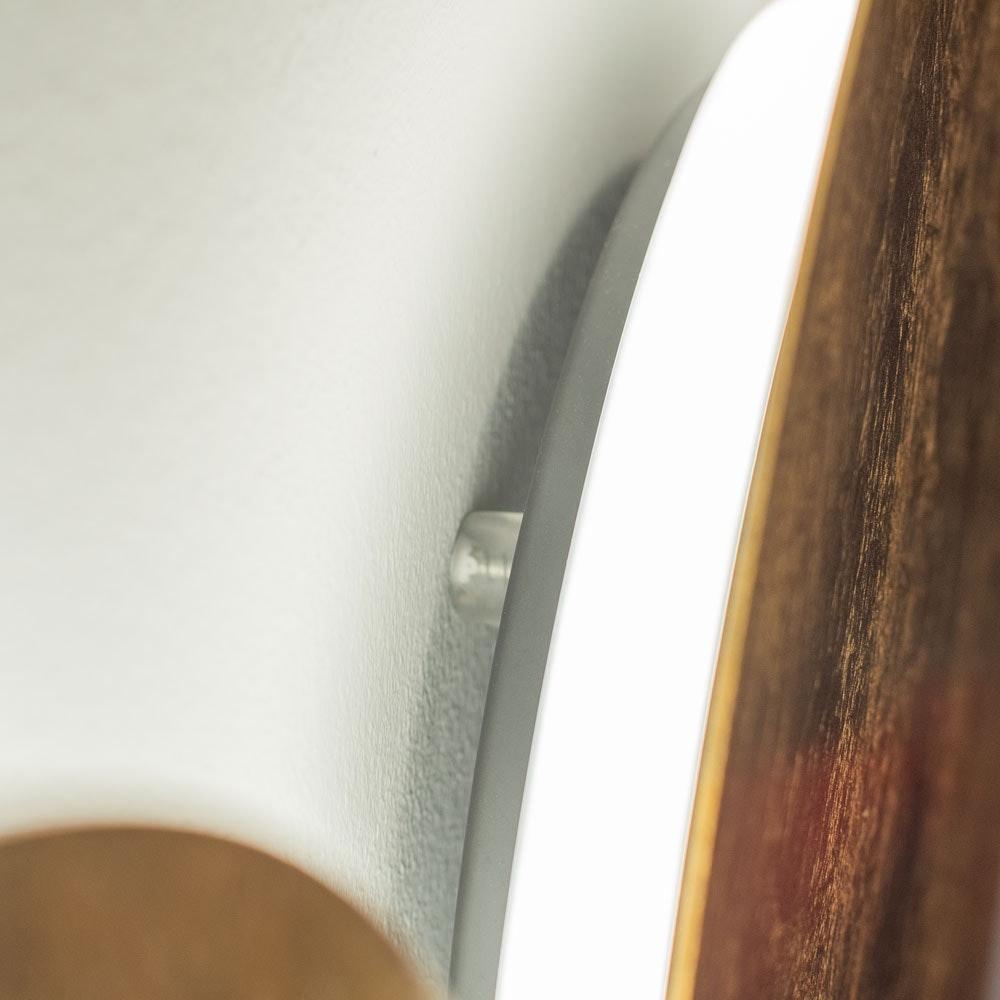 s.LUCE indirekte LED Wandleuchte Plate 9
