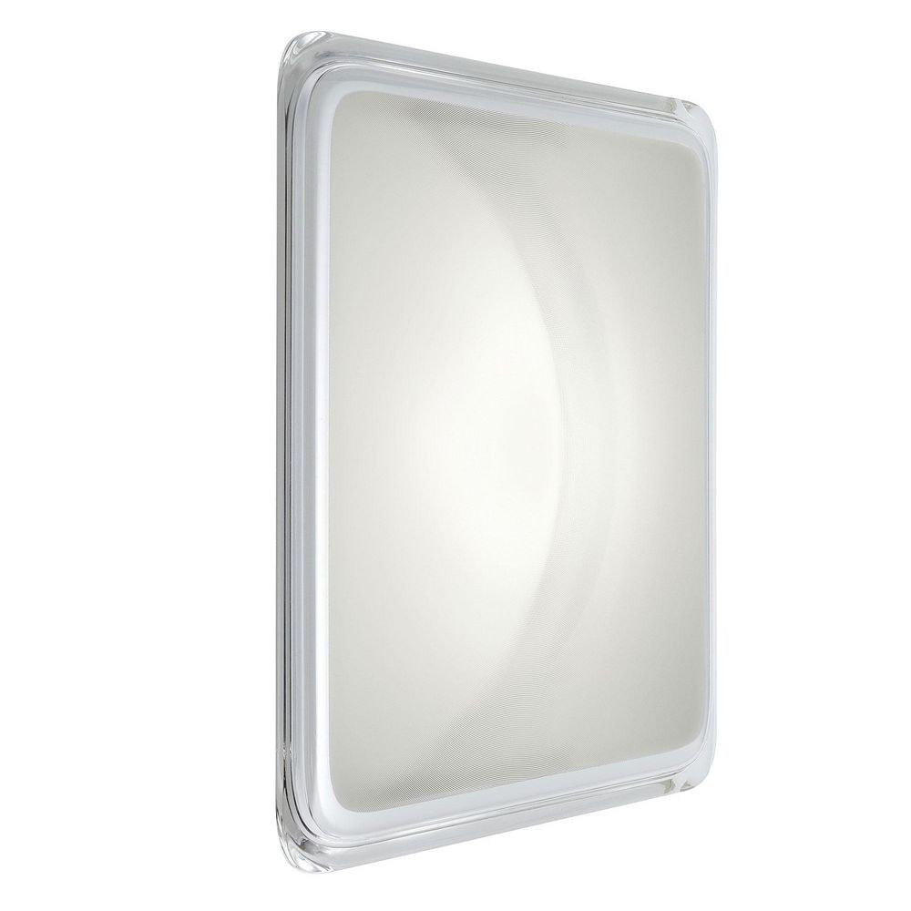 Luceplan LED Wand- & Deckenleuchte Illusion 23x23cm 2