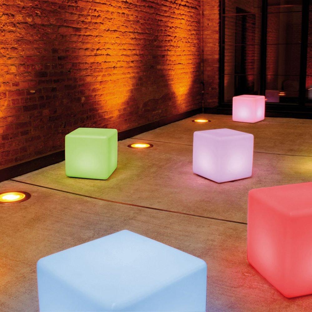 Moree Cube Outdoor LED Sitzwürfel thumbnail 4