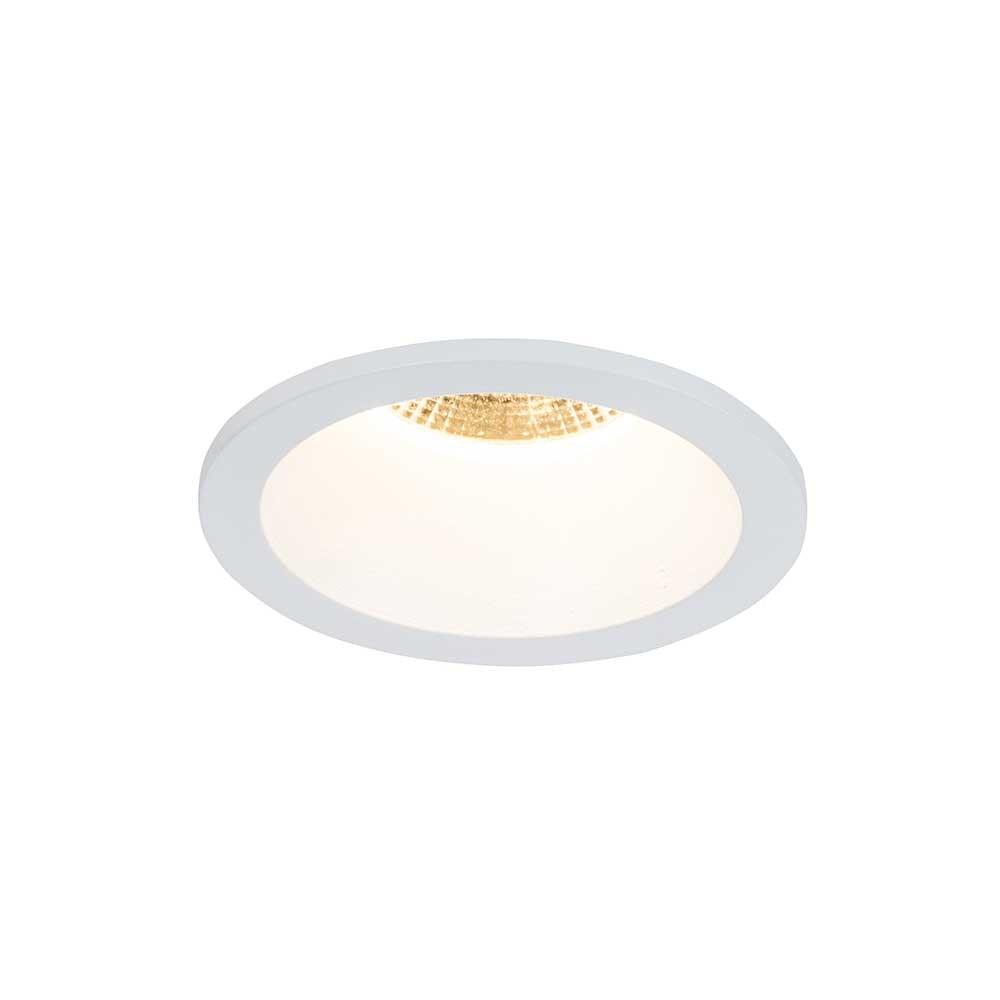 Mantra Runde Einbaulampe Comfort IP54 2