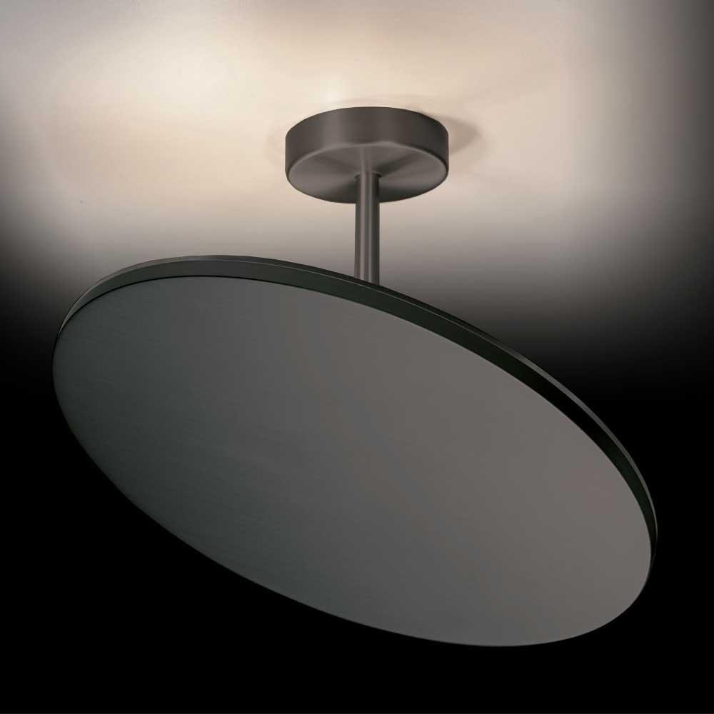 Holtkötter LED-Deckenleuchte Plano DR Dimmbar Platin