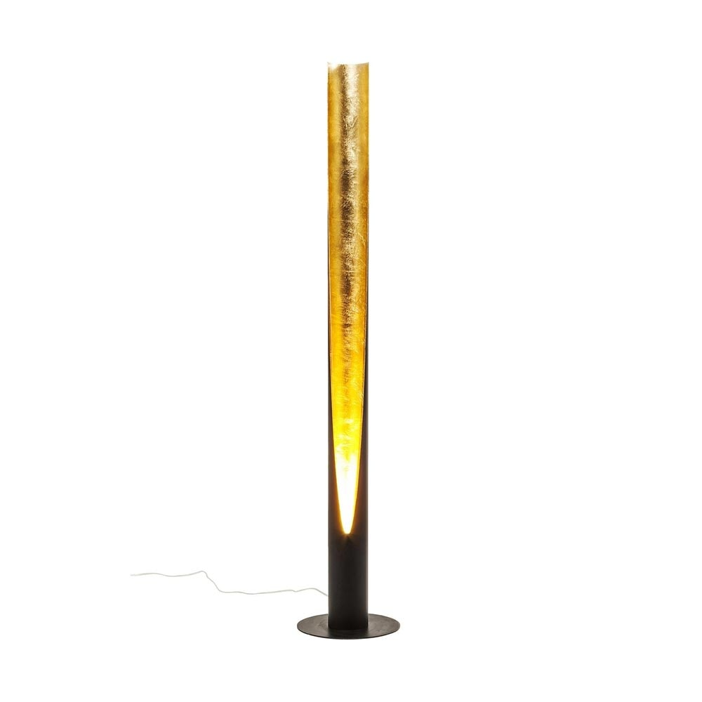 KARE LED Stehleuchte Tube Duo 140cm 1