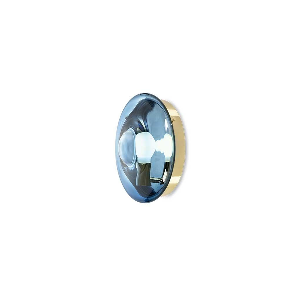 Bomma Orbital Glas-Wandlampe 8