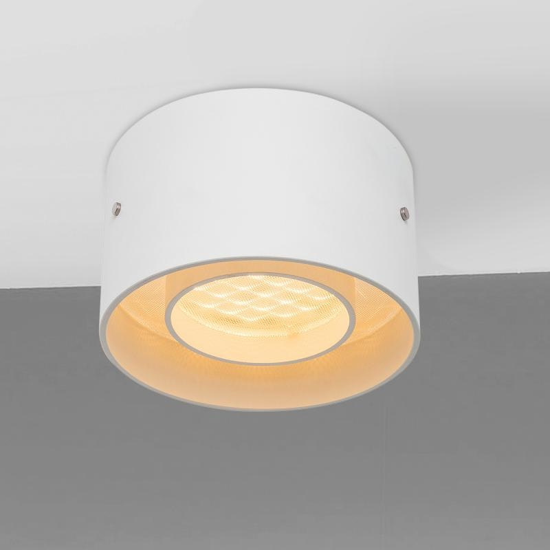 Oligo moderne LED Deckenleuchte Trofeo Weiß 1