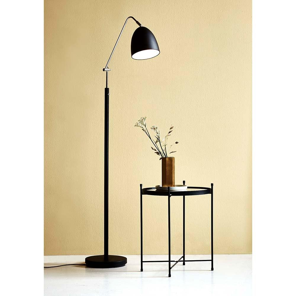 Nordlux Stehlampe Alexander Schwarz 1