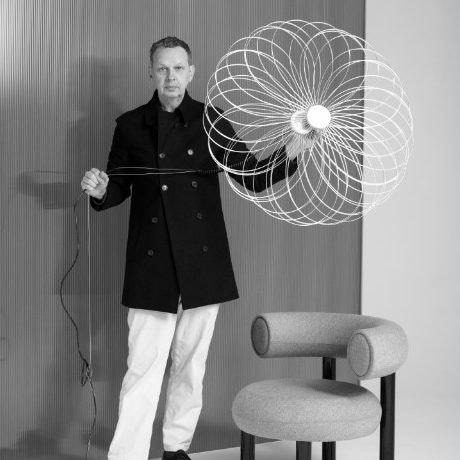 Tom Dixon Spring LED Hängelampe ausziehbar 9