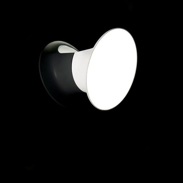 Luceplan LED Außen-Wandlampe Ecran IP65 2