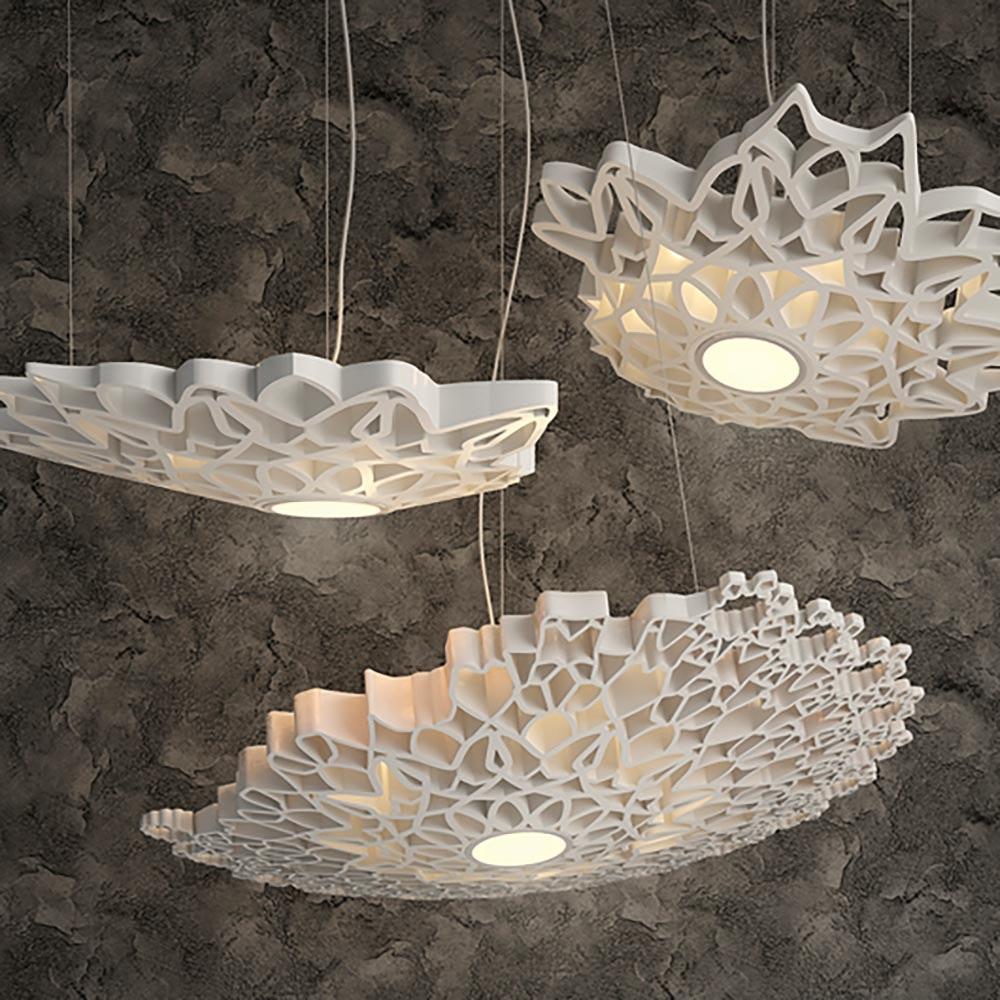 Karman Notredame LED Hängeleuchte Dimmbar 8
