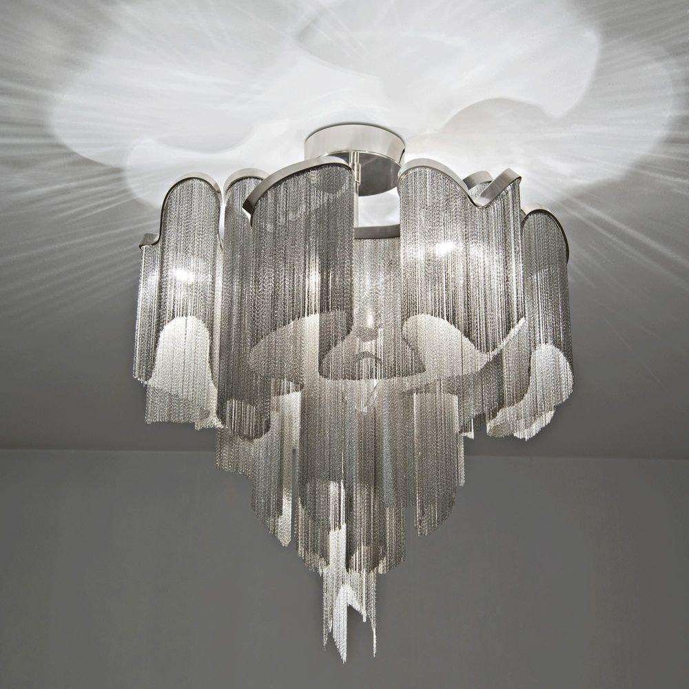 Terzani Stream Design-Deckenlampe 1