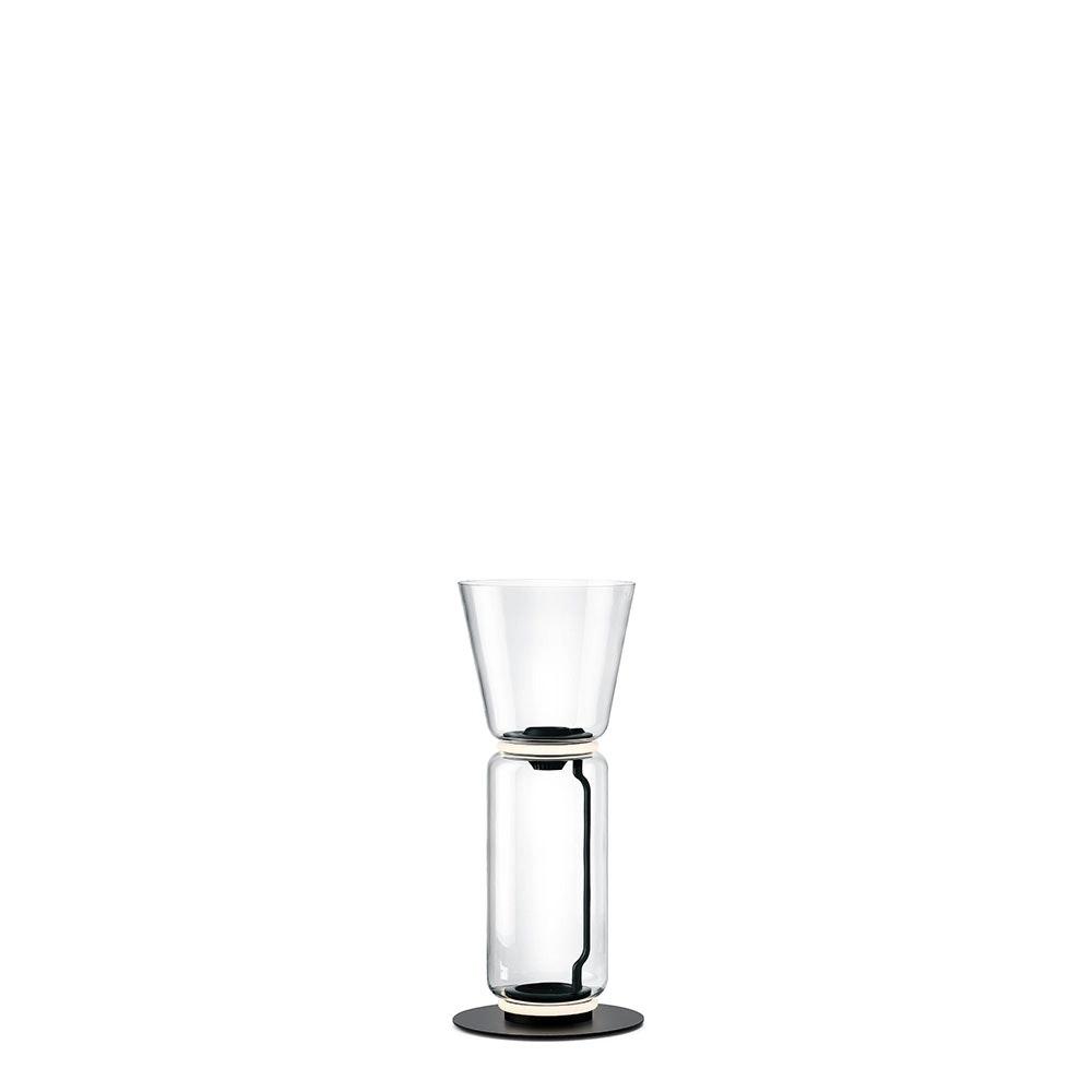 FLOS Noctambule Cone LED-Stehleuchte mit Glaszylinder 2