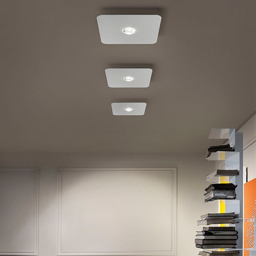 Studio Italia Design Frozen Small LED Deckenlampe thumbnail 3