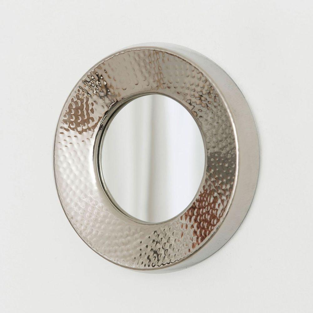 Spiegel Dessert Aluminium-Spiegelglas Silber 2