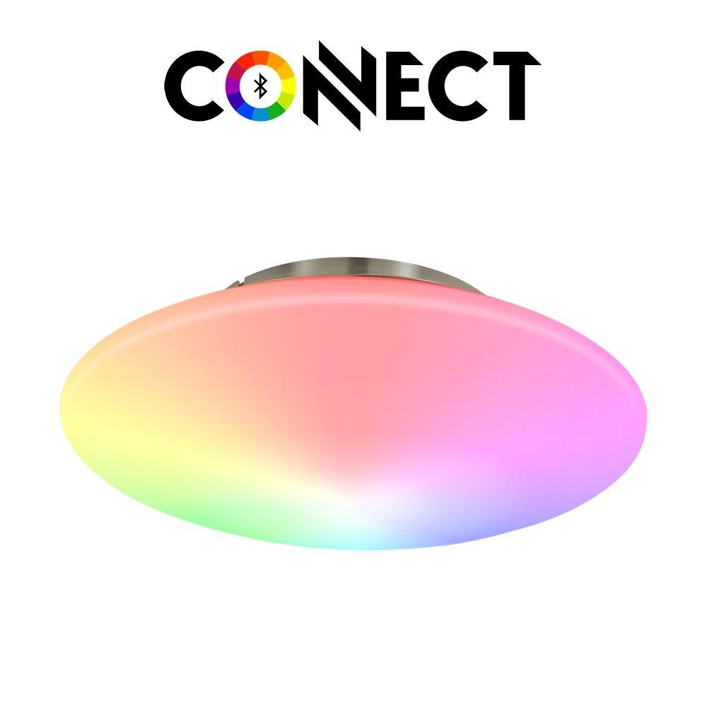 Connect LED Deckenleuchte 3400lm RGB+CCT 1