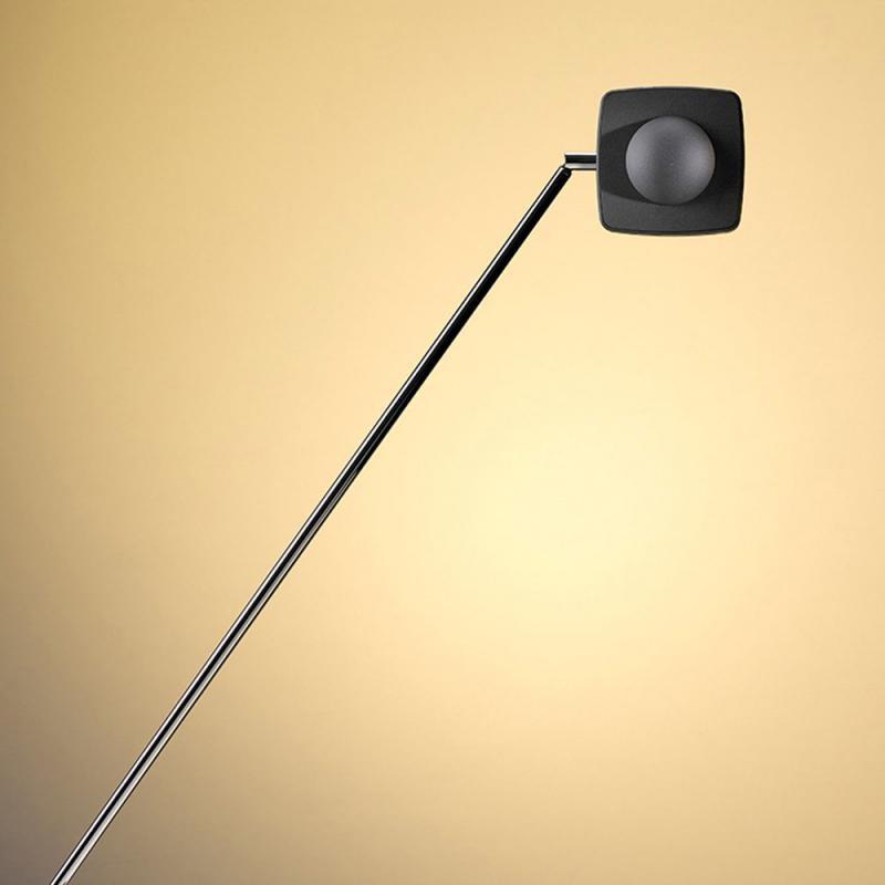 Oligo LED Stehleuchte Kelveen mit Berührungsdimmer 90° Graphit-Matt 9