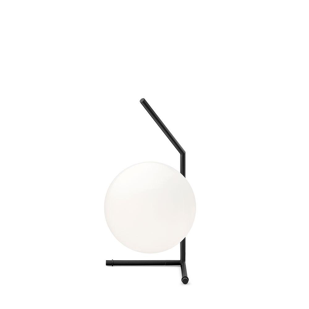 FLOS IC T1 low Tischleuchte mit Glaskugel 2