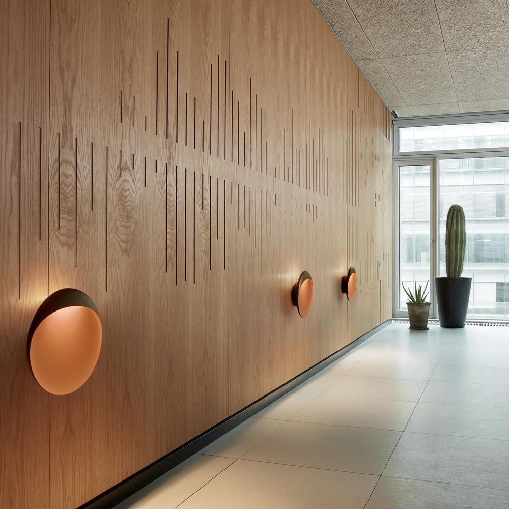 Louis Poulsen LED Wandlampe Flindt für Innen und Außen IP65 2