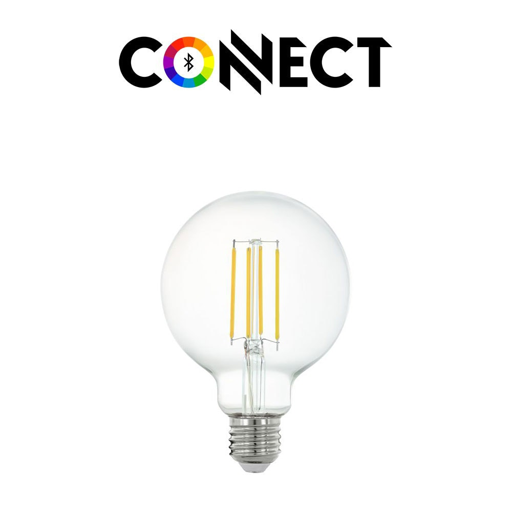 Connect E27 LED Leuchtmittel Retro 806lm Warmweiß 1