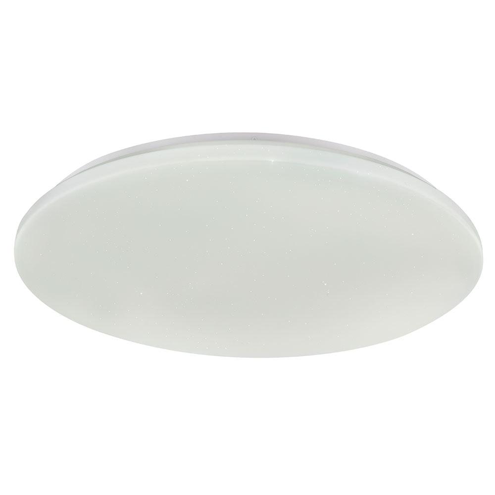 LED Deckenleuchte Payn Sparkle Dekor Weiß, Weiß 1