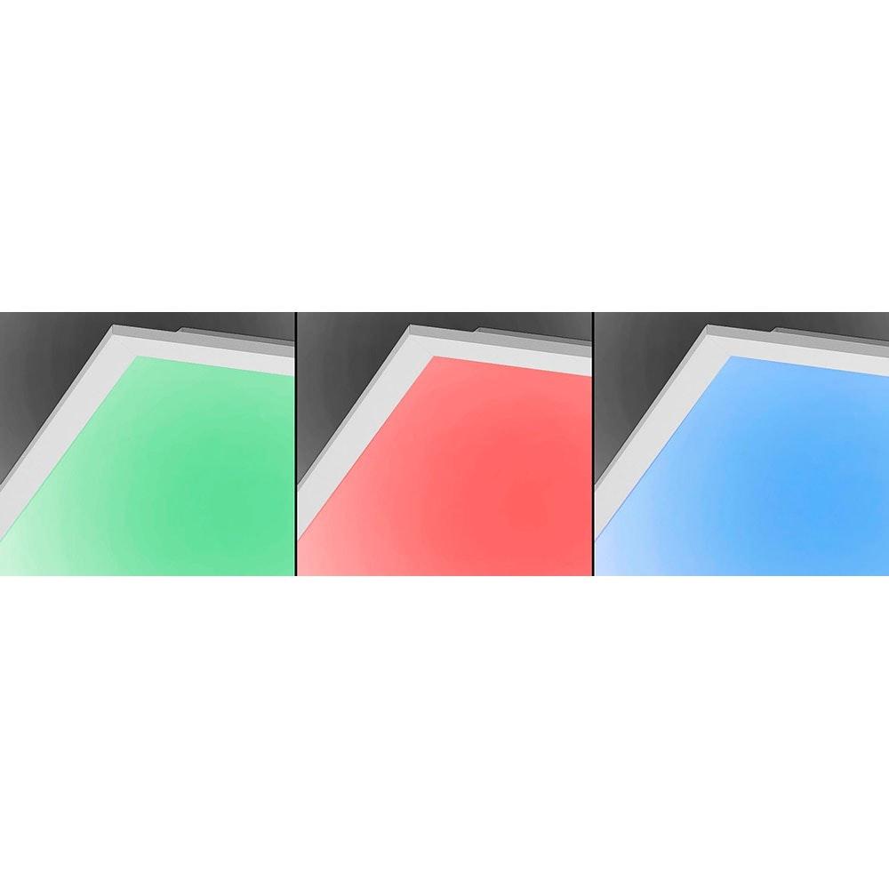 LED Deckenleuchte Q-Flag 25W RGBW Weiß 5