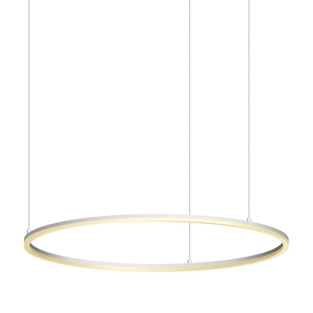 s.LUCE Ring 120 LED Pendelleuchte 5m Abhängung 15