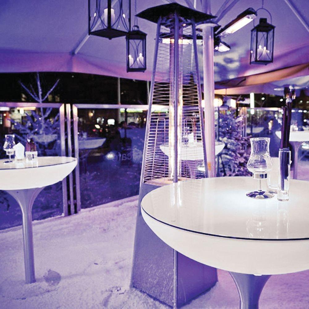 Moree Lounge M 55 Outdoor Tisch 3