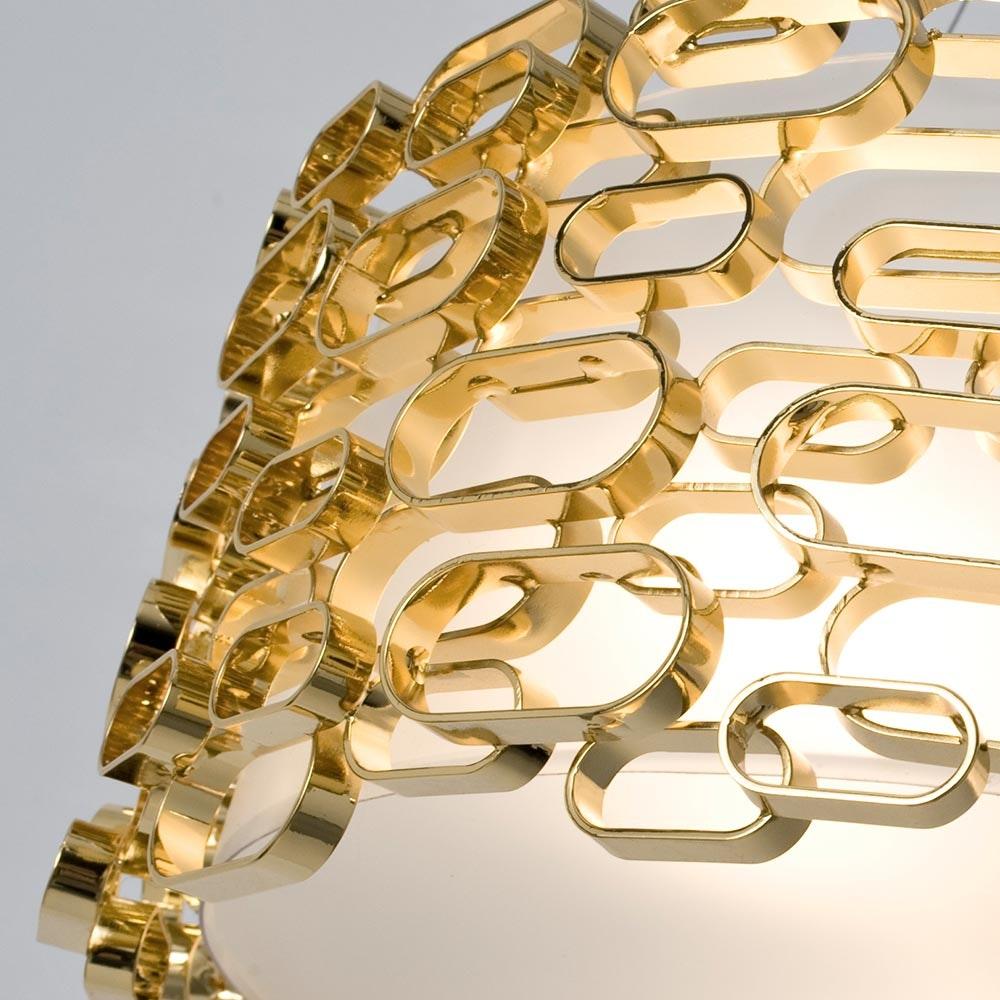 Terzani Glamour Design-Hängelampe Ø 45cm 1