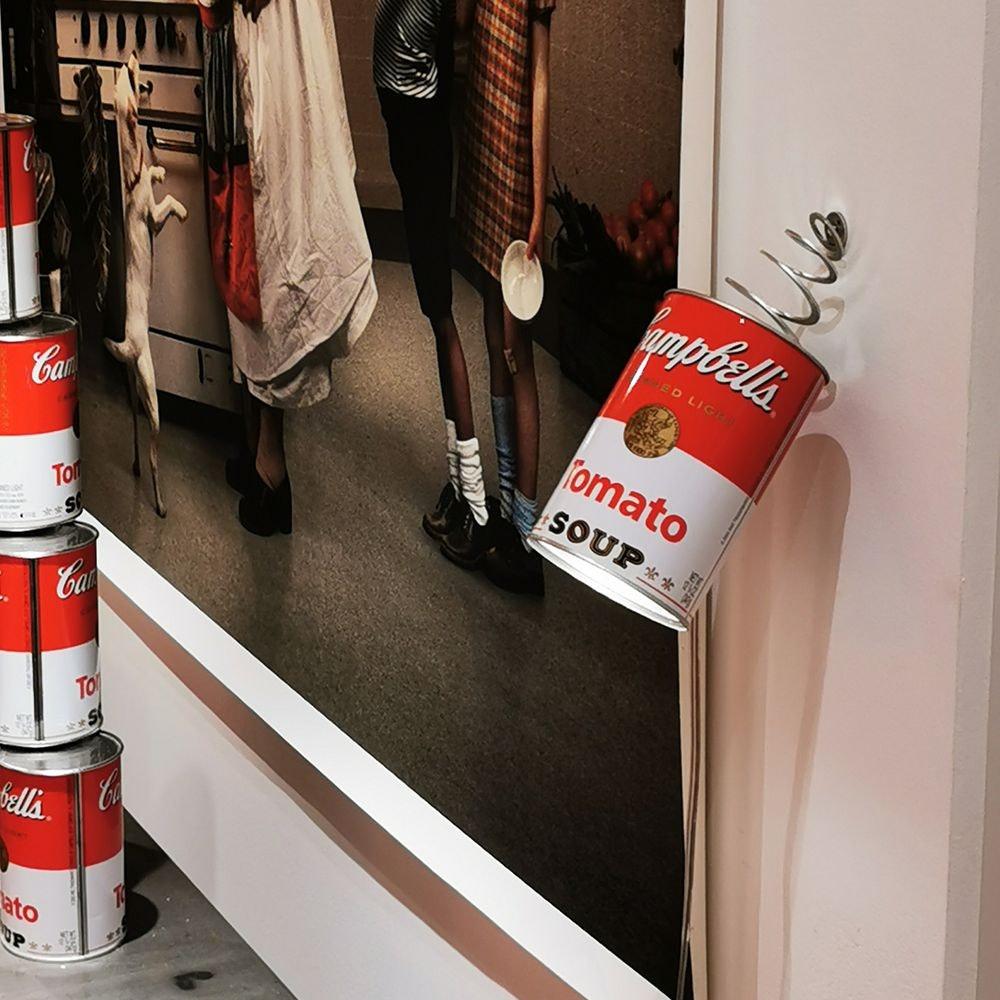Ingo Maurer LED Wand- & Hängeleuchte Canned Light thumbnail 3