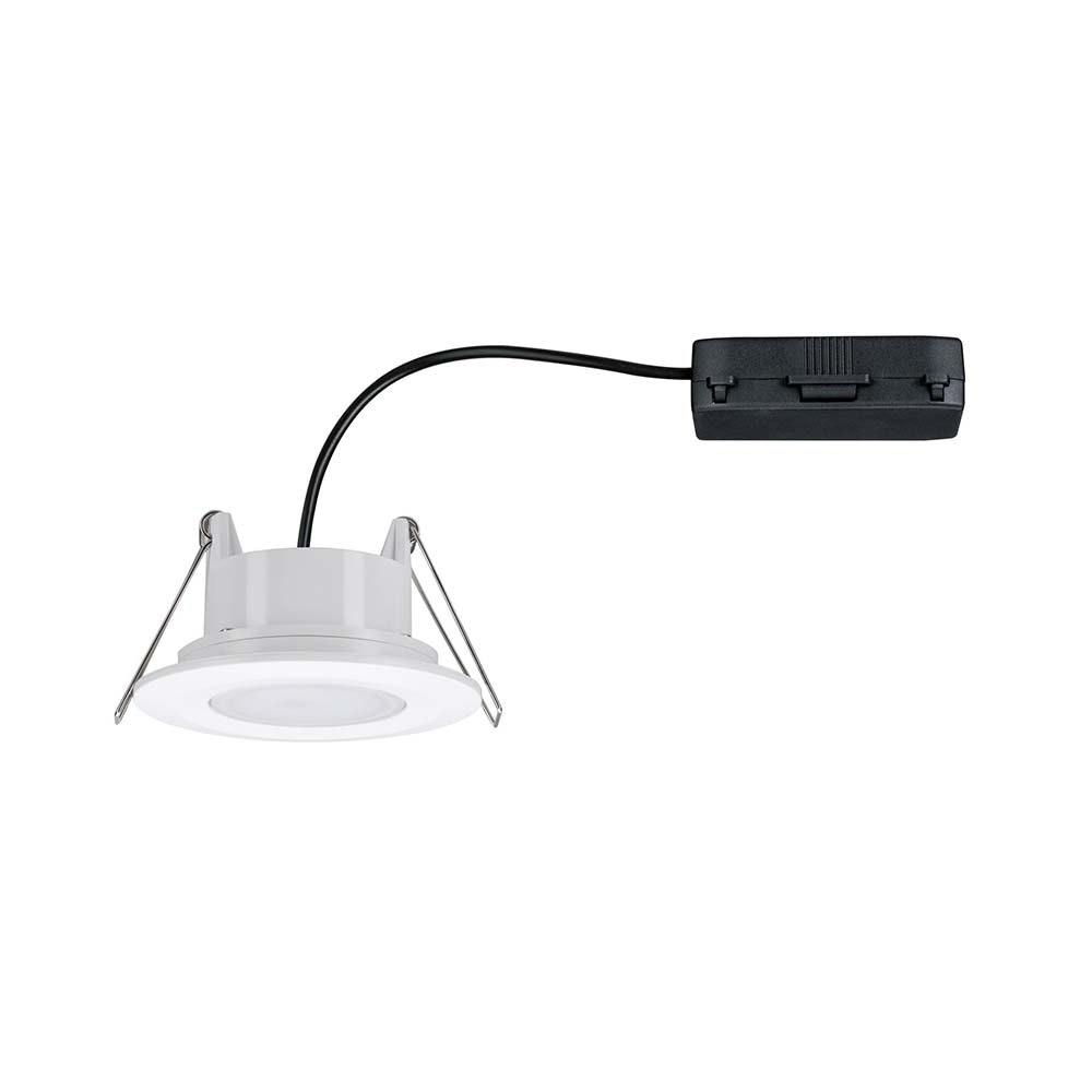LED Einbauleuchten-Set Calla IP65 Dimm- & schwenkbar 4000K Weiß 4
