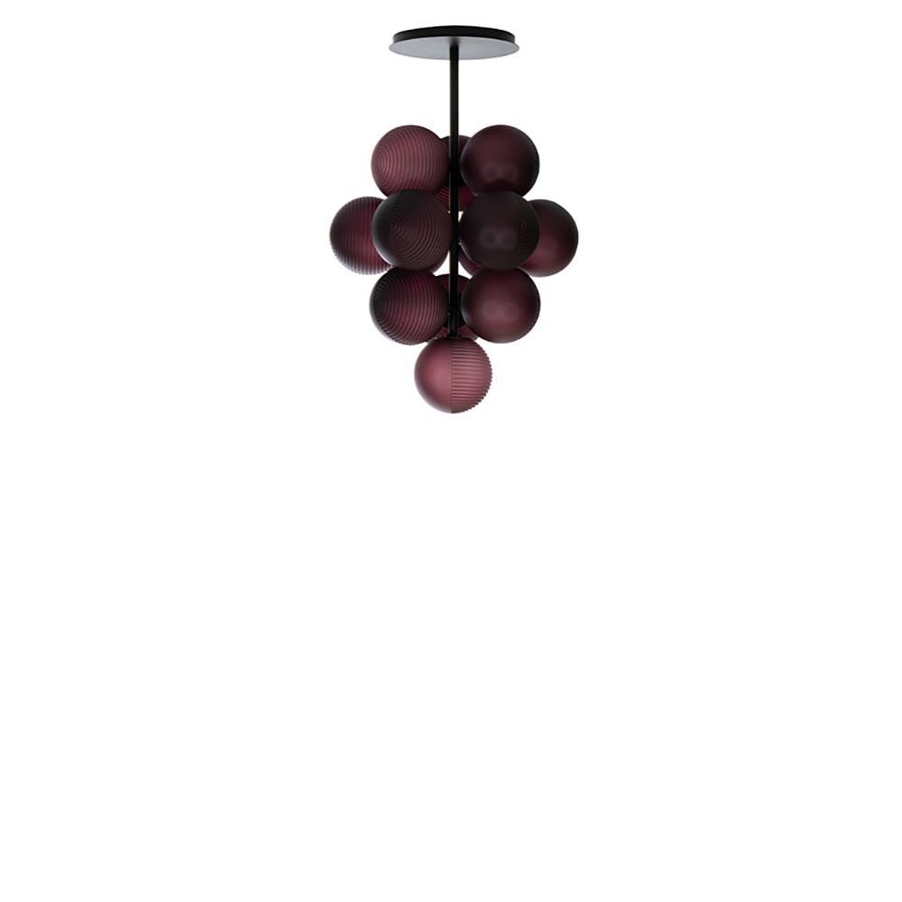 Pulpo LED Hängelampe Stellar Grape 13-flammig 1